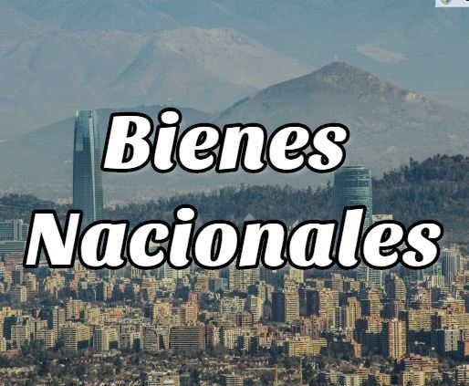 Bienes Nacionales