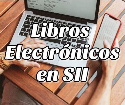 Libros Electrónicos que hay que subir al SII