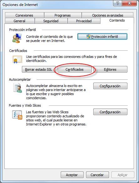 image001 Certificado digital en SII