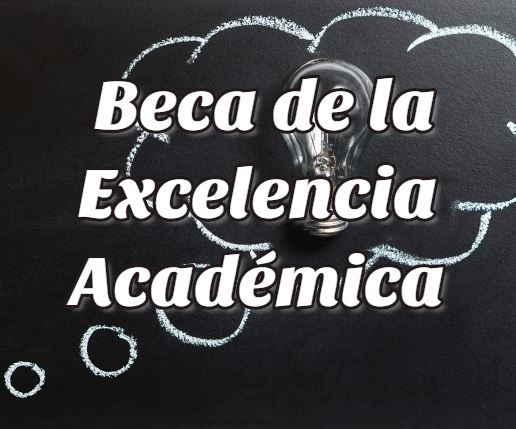 beca excelencia académica