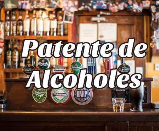 patente de alcoholes 1
