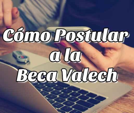 postular beca Valech