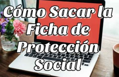 sacar ficha de protección social