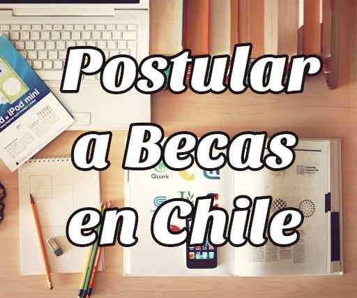 postular becas chile