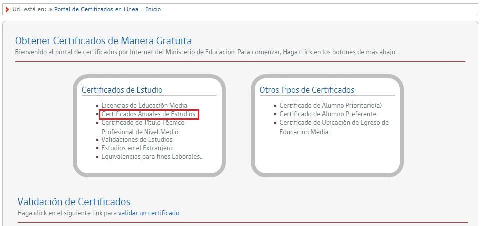 Paso a paso para saber cómo sacar certificado de estudios