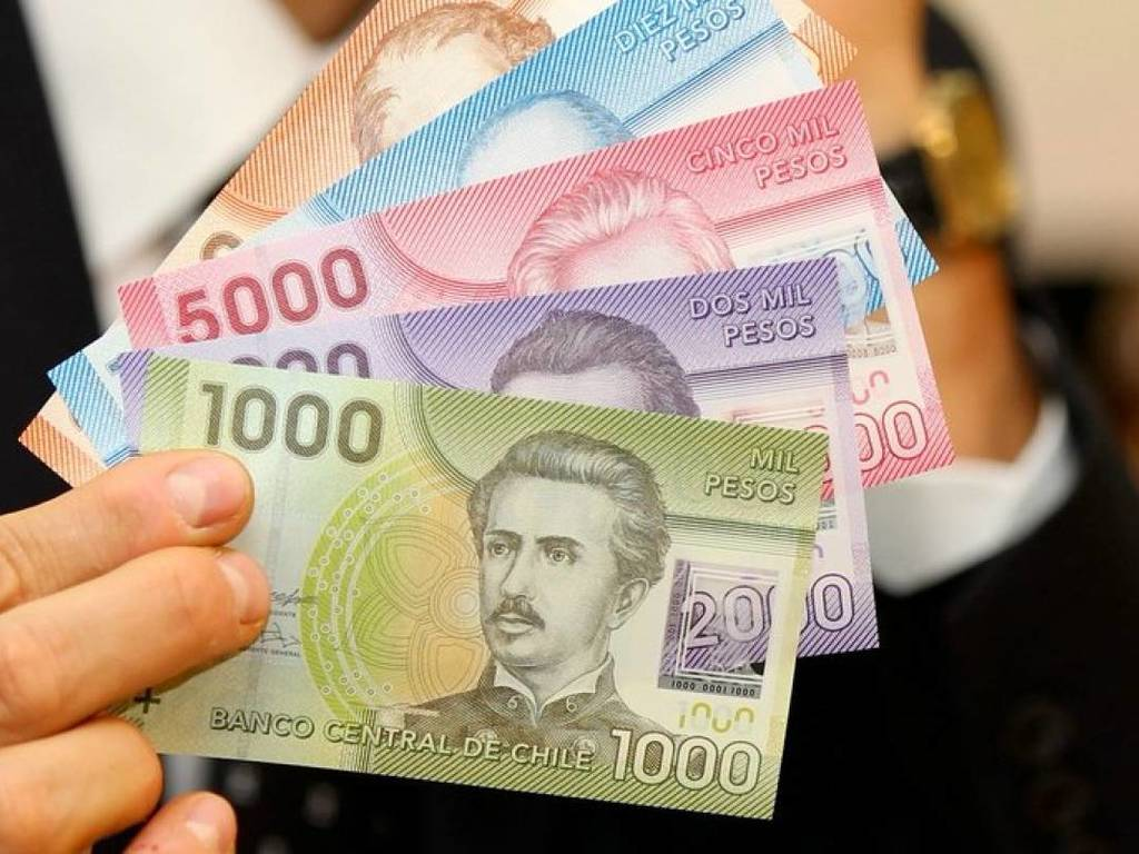 El peso chileno cae al mínimo histórico debido a la crisis ...