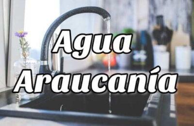 agua araucanía