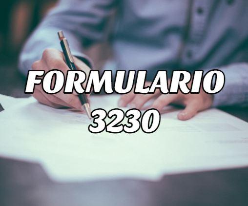 completar formulario 3230