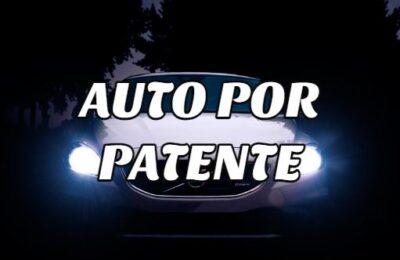 conocer auto por patente