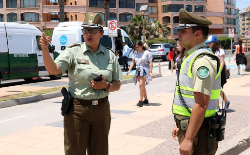 Mujer Carabinero llega a liderar comisaría de La Serena | Diario El Día222920