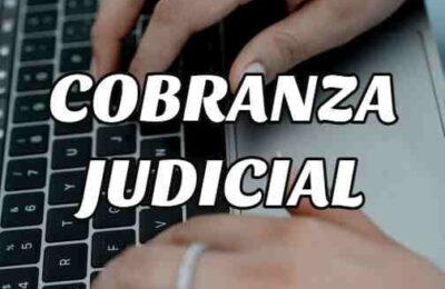 cobranza judicial