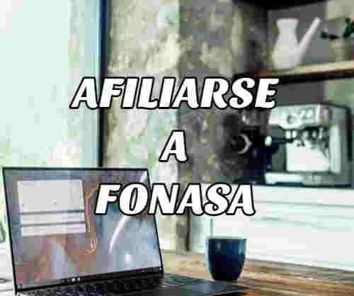 afiliarse a Fonasa